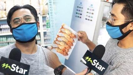 """Lan Solo bawa jalan-jalan dalam kedai tengok barang 'rare' Sabah dan Sarawak - """"Gambir pun ada, laju permintaan!"""""""