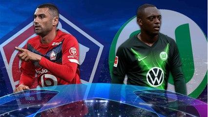 LOSC - Wolfsburg : les compositions probables