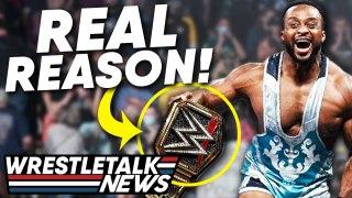 Why Big E Won WWE Championship! Johnny Gargano NXT Contract EXPIRING! WWE Raw Review | WrestleTalk