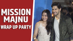 Stars attend the wrap up party of 'Mission Majnu'