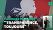 Violences policières: pas de nouvelle institution de contrôle indépendante, mais plus de transparence