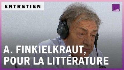 Alain Finkielkraut : littérature sous influence ou sans influence ?