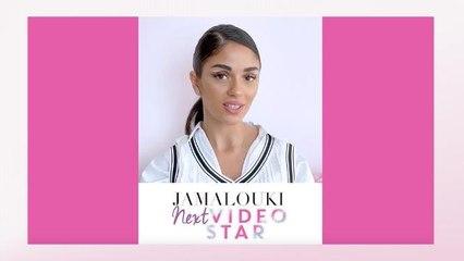 ساندرا ساهي تشجّع الفتيات للإشتراك في مسابقة The Next Video Star – Shades of Jamalouki
