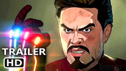 "WHAT IF... ? ""Iron-Man Snap"" Trailer"