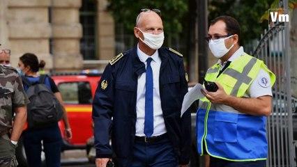Faux attentat mais réel exercice dans le centre-ville de Draguignan