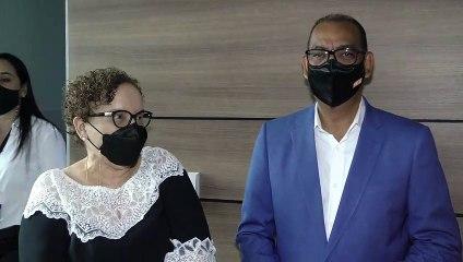 Miriam Germán y Deligne Ascención tratan sobre cárceles