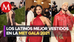 Met Gala 2021_ Los latinos que impresionaron en la alfombra roja