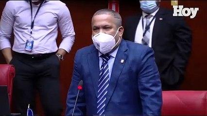 Hécto Acosta narra angustiva vivida tras su mención Operación Falcón