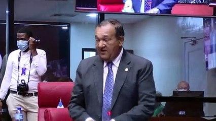 Antonio Marte denuncia atracos en unidades del transporte público