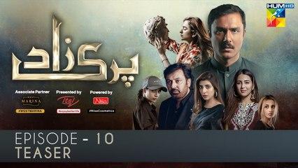 Parizaad Episode 10 | Teaser | HUM TV Drama