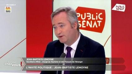 """Tourisme en Outre-mer : """"Difficile de donner de la visibilité aux acteurs"""" pour J-B. Lemoyne"""