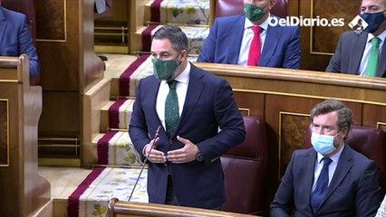 """Abascal señala a las personas migrantes como """"los enemigos de España"""""""