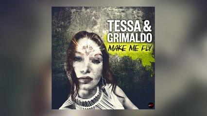 Tessa, Grimaldo - Make Me Fly (Andrew Spencer Remix Edit )