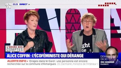 """""""Vous caricaturez beaucoup !"""" : Accrochage entre Natacha Polony et Alice Coffin sur BFMTV"""