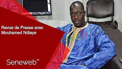 Revue de Presse du 15 Septembre 2021 avec Mouhamed Ndiaye