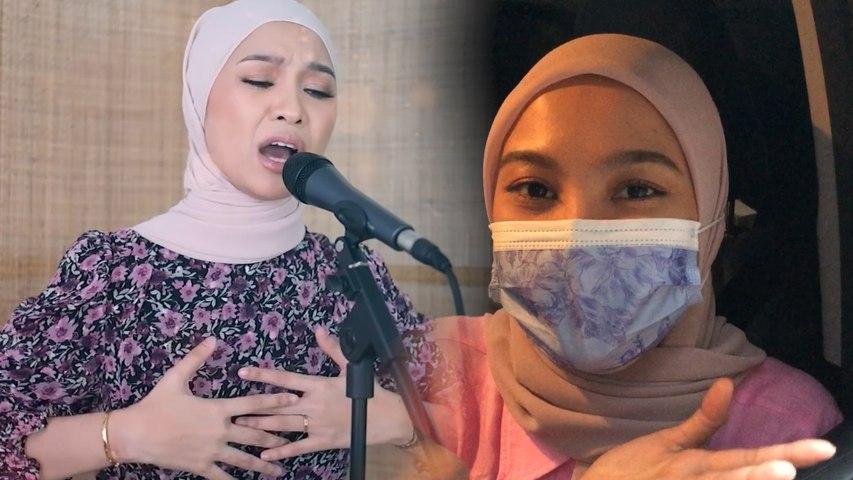 Meremang dengar Nabila Razali 'cover' lagu Reckless, ramai puji melambung -
