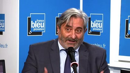 Georges Cristiani, le président de l'Union des maires des Bouches du Rhône