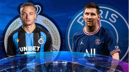 Club Bruges - PSG : les compositions probables