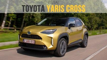 Toyota Yaris Cross : au volant du nouveau SUV urbain et hybride