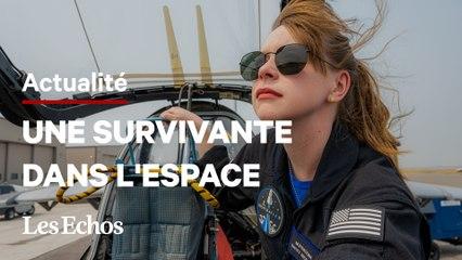 Hayley Arceneaux : l'espoir des malades du cancer décolle ce soir pour l'espace