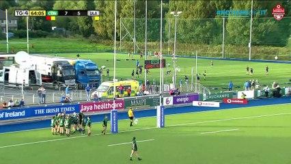 Connacht 12 Ulster 12 - Vodafone Women's Interprovincial Championship 2021 Highlights