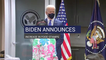 Biden Announces Increase In Food Stamps