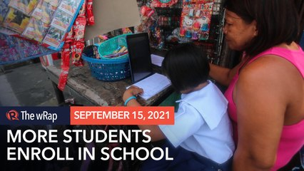 DepEd: Enrollment for new school year surpasses 2020 numbers