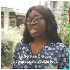 Service Civique - Paris recrute 400 jeunes chaque année !