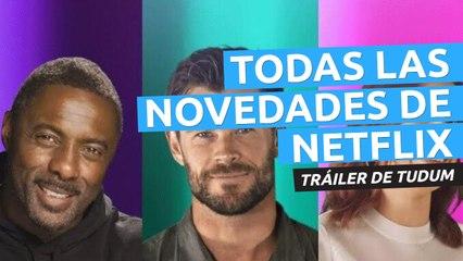 Tráiler de Tudum, el gran evento global de Netflix que mostrará avances esperados como The Witcher, Cowboy Bebop o Stranger Things