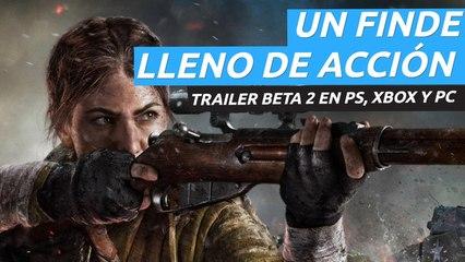 Call of Duty Vanguard - Tráiler Beta 2