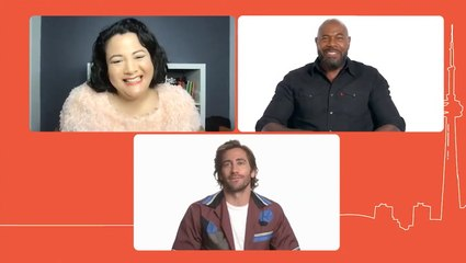 Jake Gyllenhaal and Antoine Fuqua Discuss 'The Guilty' at TIFF 2021