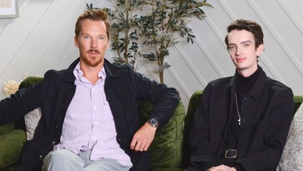'The Power of the Dog' Stars Benedict Cumberbatch and Kodi Smit-McPhee Join the Variety Studio at TIFF