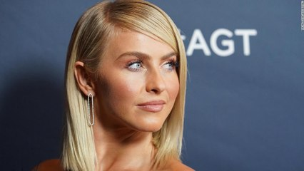 Julianne Hough Addresses Criticism of Upcoming Reality Show 'The Activist'