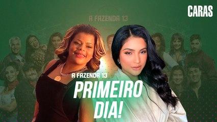 'A FAZENDA 13': PRIMEIRO DIA COM DINÂMICA, FOGO NOS OLHOS E MUITO MAIS!