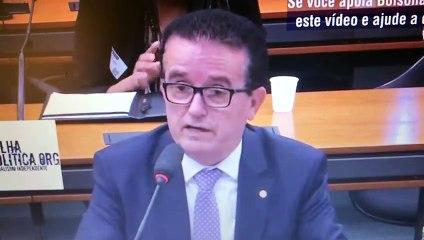 Em sessão, deputado Helio Costa (Republicanos/SC) diz que Mato Grosso do Sul fica na região sul do país
