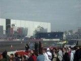 course de drift au paris tuning show 2008