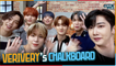 [After School Club] VERIVERY's chalkboard (베리베리의 칠판꾸미기)