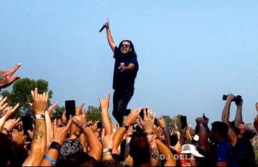Pop Evil concert live at the Blue Ridge Rock Fest 2021
