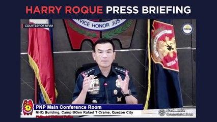 Harry Roque press briefing | Thursday, September 16