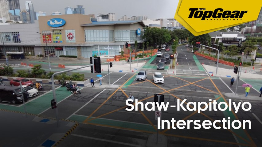 Feature: Shaw-Kapitolyo Intersection