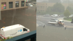 'Cars Submerged in Water as Severe Flooding Rocks Nîmes (09/14/2021)'