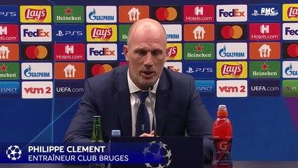 """Bruges – PSG : """"Un match historique"""", s'enflamme Clement, l'entraîneur belge"""