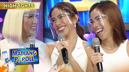Vice Ganda greets twins Joj and Jai | It's Showtime Madlang Pi-POLL