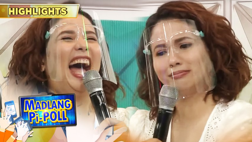 Karylle admits that he used to read past messages of his ex | It's Showtime Madlang Pi-POLL