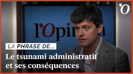 Gaspard Koenig (philosophe): «Le tsunami normatif engloutit les Français»