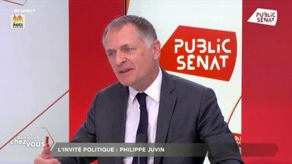 Obligation vaccinale pour tous : « La mise en œuvre est impossible » pour Philippe Juvin