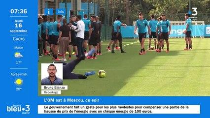 16/09/2021 - Le 6/9 de France Bleu Provence en vidéo