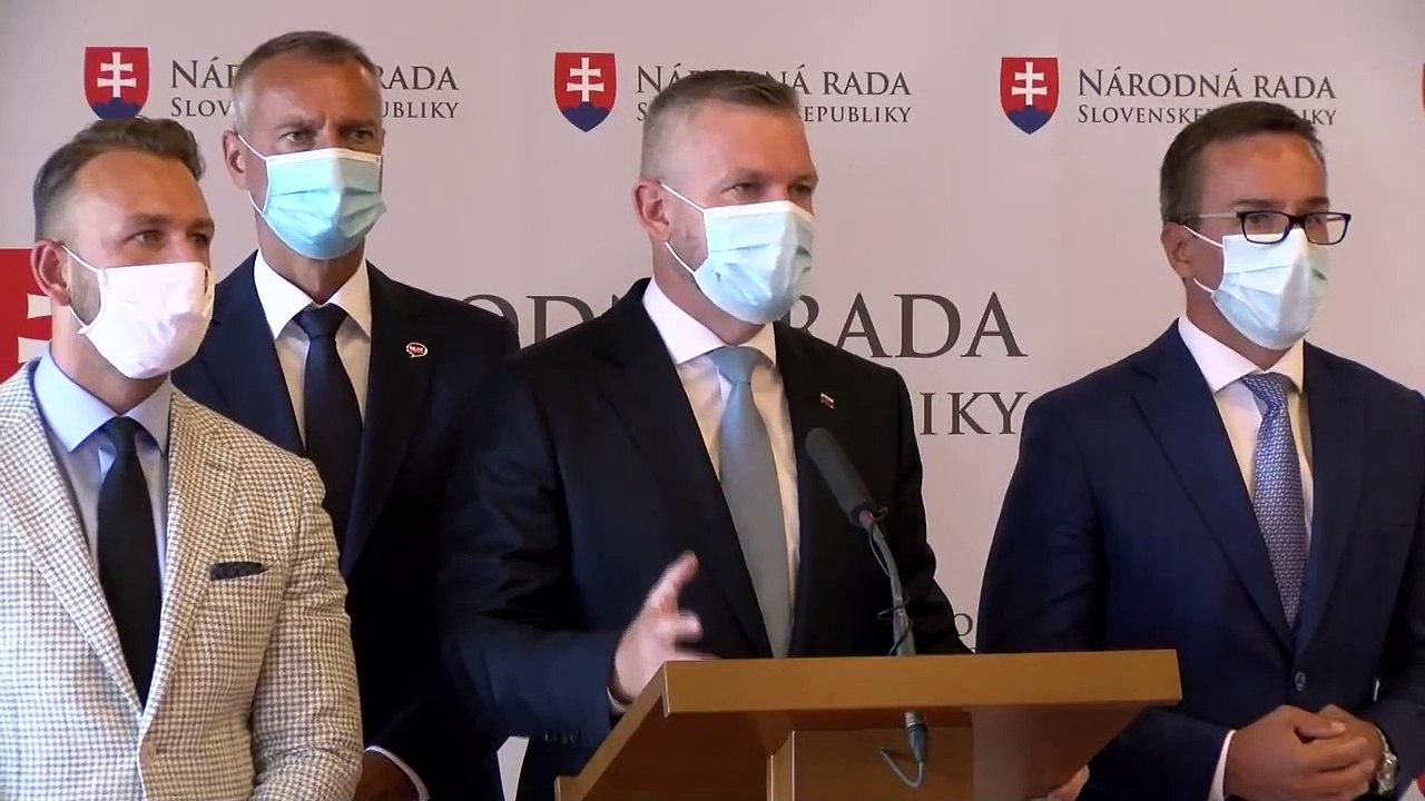 ZÁZNAM: TK strany HLAS - sociálna demokracia - zásadné vyhlásenie