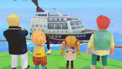 Story of Seasons : Pioneers of Olive Town - Bande-annonce de lancement (Steam)