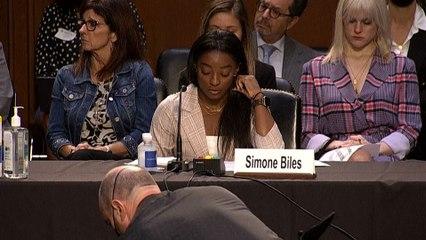 Etats-Unis : Simone Biles dénonce l'inaction du FBI face aux agressions sexuelles dans la gymnastique